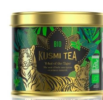 Kusmi Tea - Tchaï of the tiger