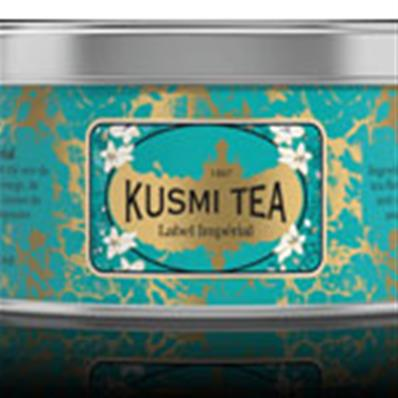 Kusmi Tea - Imperial Label