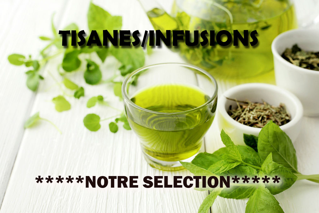 Tisanes/Infusions